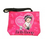 Betty Boop Tote Bag Attitude Is Everything Design Large